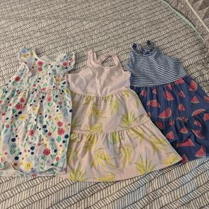 TODDLER DRESSES (Set of 3)